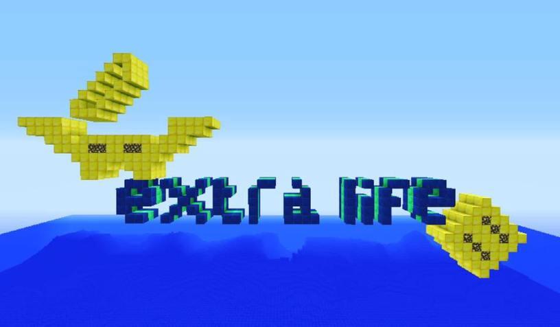 extra life minecraft